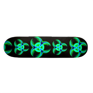 Biohazard 10 skate deck