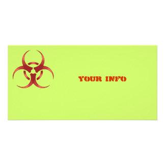 Biohazard 1 card