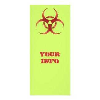 Biohazard 1 lonas publicitarias