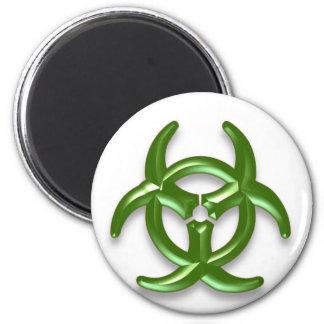 Biohazard 2 imán redondo 5 cm