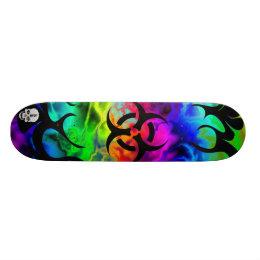 biohazard 5 skateboard deck