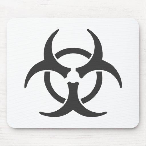 Biohazard Alfombrilla De Ratones