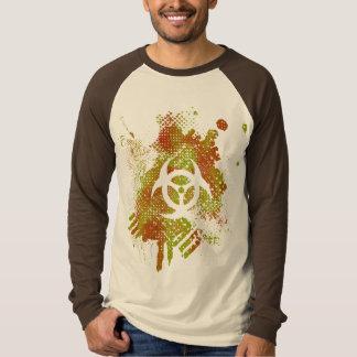 Biohazard Art Desgin T-Shirt