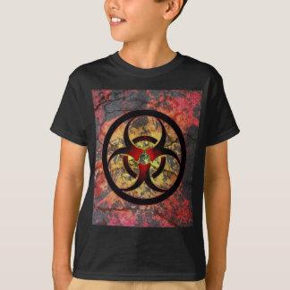 Biohazard Art Design T-Shirt