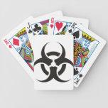 Biohazard Barajas De Cartas