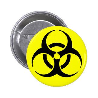Biohazard! Button