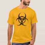 BIOHAZARD - camiseta