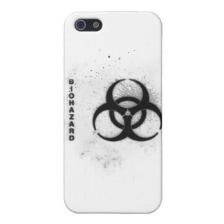 biohazard case for iPhone SE/5/5s