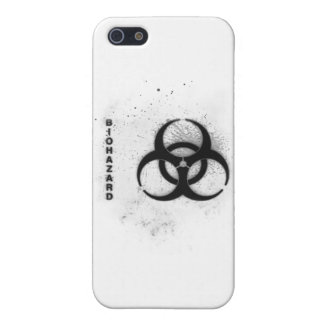 biohazard cover for iPhone SE/5/5s