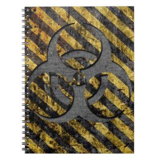 Biohazard Libretas