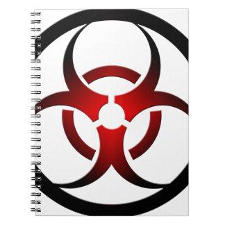 Biohazard Cuaderno