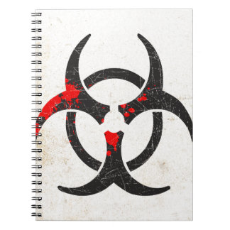 Biohazard Libreta