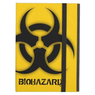 Biohazard Customizable Case For iPad Air
