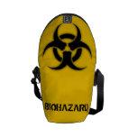 Biohazard Customizable Courier Bags