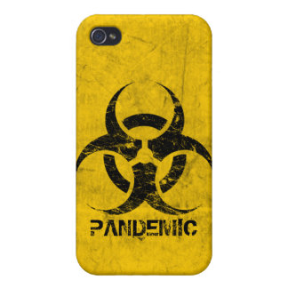 Biohazard Customizable Covers For iPhone 4