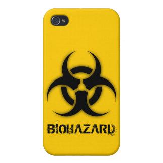 Biohazard Customizable iPhone 4/4S Cases