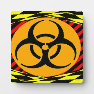 Biohazard de Kenneth Yoncich Placas Con Fotos