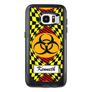 Biohazard Design by Kenneth Yoncich OtterBox Samsung Galaxy S7 Edge Case