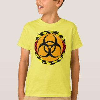 Biohazard Design by Kenneth Yoncich T-Shirt