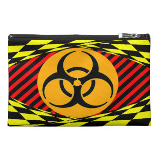 Biohazard Design by Kenneth Yoncich Travel Accessory Bag