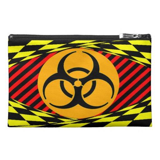 Biohazard Design by Kenneth Yoncich Travel Accessory Bag