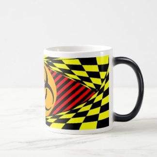 Biohazard Design Magic Mug