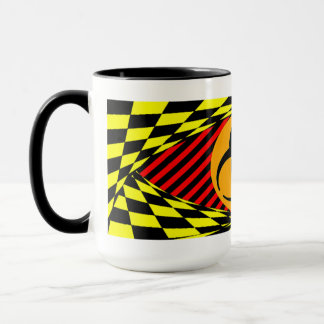 Biohazard Design Mug