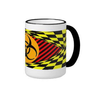 Biohazard Design Ringer Mug