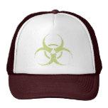 Biohazard - dist - verde gorras