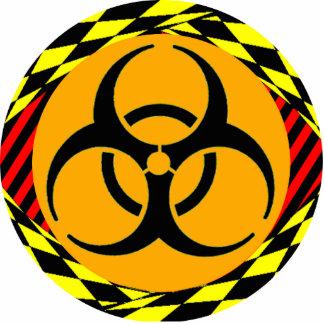 Biohazard Llavero Fotográfico