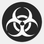 Biohazard Etiquetas