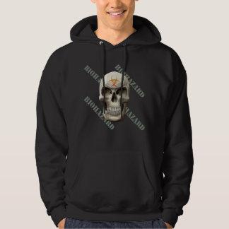 Biohazard Evil Skull Hoodie