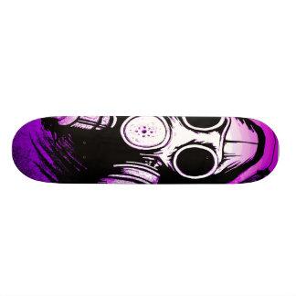 BioHazard  GASMASK Toxic Skate Board Decks