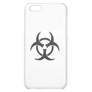 Biohazard Cover For iPhone 5C