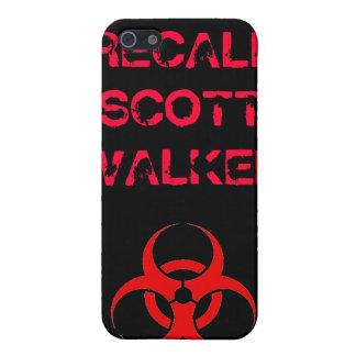 Biohazard iPhone SE/5/5s Cover