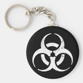 Biohazard: Llavero del contagio del zombi