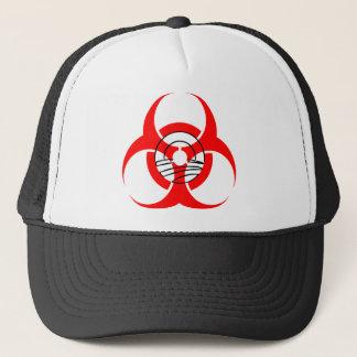 Biohazard Obama Trucker Hat