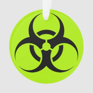 Biohazard Ornament
