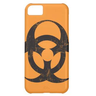 Biohazard - peligro biológico funda para iPhone 5C