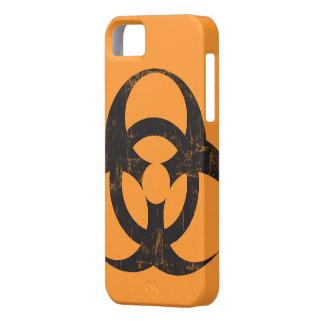 Biohazard - peligro biológico iPhone 5 fundas