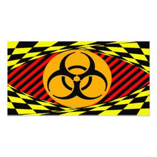 Biohazard Photo Print