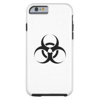Biohazard Pictogram iPhone 6 Case