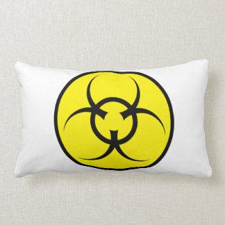 Biohazard Pillow