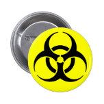 ¡Biohazard! Pin