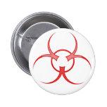 biohazard pin
