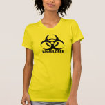 Biohazard Playeras