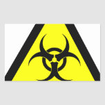 biohazard.png rectangular pegatina