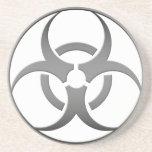 Biohazard Posavasos Para Bebidas