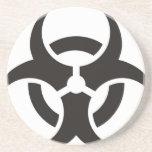 Biohazard Posavasos Personalizados