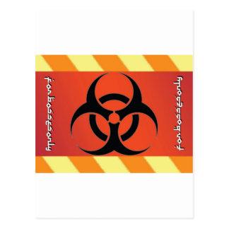 biohazard postales